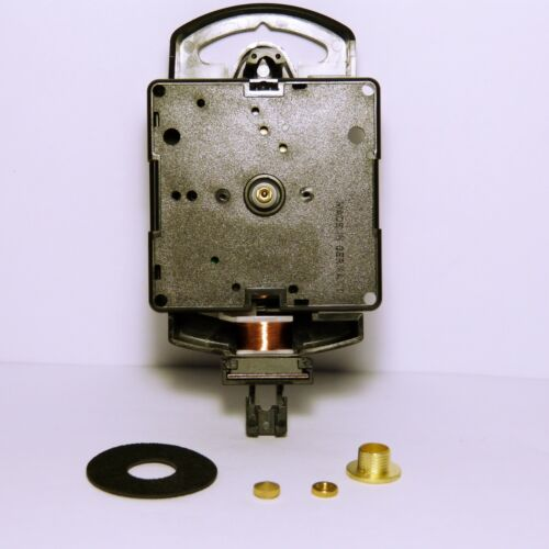 Nouveau UTS Quartz allemand euroshaft pendule horloge mouvement mécanisme 10 mm arbre