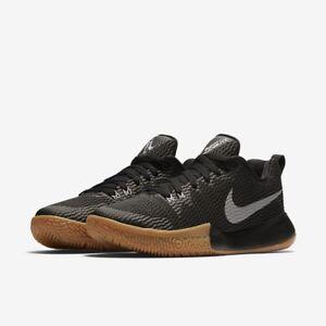huge discount 30b72 65603 Image is loading Nike-Zoom-Live-2-Black-Reflective-Silver-Noir-