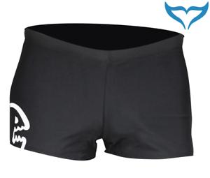iQ-UV-SwimShorts-Slim-Fit-Men-Herren-M-4XL-black-schwarz-Badehose-Boxer-Shorts