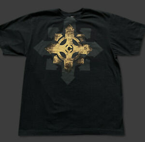Chimaira-Coming-Alive-T-shirt-LARGE-RARE-Owned-by-Rob-Arnold-BRAND-NEW
