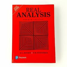 Real Analysis 4th Edition by H.L. Royden & P.M. Fitzpatrick - International Ed