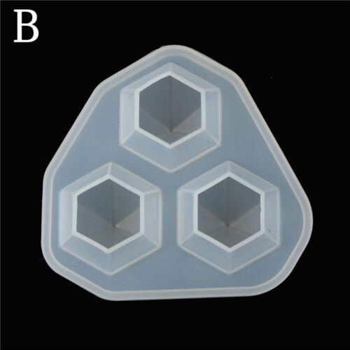 Transparent Silicone Mould Dried Flower Resin Decor Craft DIY diamond Mold XBUK