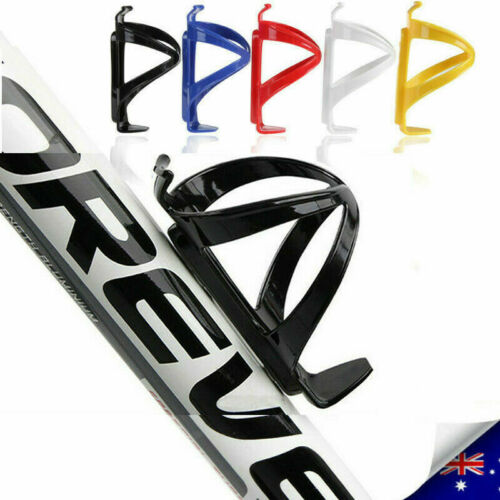 1 x Bike Bicycle Cycling Mountain Road Bike Water Bottle Holder Cages Rack Mount
