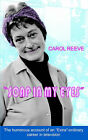 Soap in My Eyes by Carol Reeve (Paperback / softback, 2005)