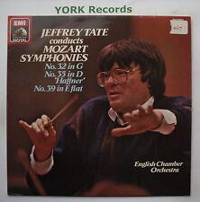 EL 27 0253 1 - MOZART - Symphony No 32 & 35 TATE English CO - Ex Con LP Record