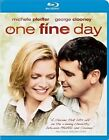 One Fine Day 0024543835400 With Michelle Pfeiffer Blu-ray Region a