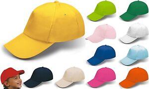 Baseball CAP CARS 100/% poliestere bambini giovani Cappuccio Berretto Visiera