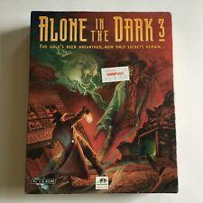 Alone In The Dark 3 Pc 1995 For Sale Online Ebay