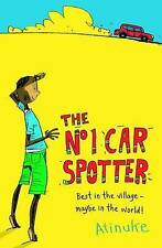 The No.1 Car Spotter-ExLibrary