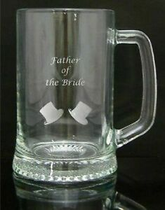 Personalised-Quality-Glass-Tankard-Wedding-Gift-Father-of-the-Bride
