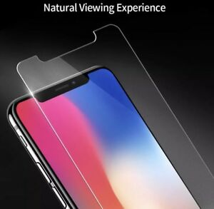 quality design b4863 974b6 Details about Premium Tempered Glass Screen Protector Protective Film Guard  For Apple iPhone X