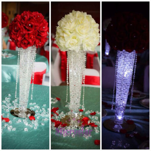 1000PCS Acrylic Crystals Christmas Wedding Party Confetti Table Scatters Decor
