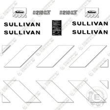 Sullivan Palatek D210qv Decal Kit Air Compressor Replacement Decal 3m Vinyl