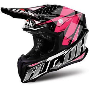 Airoh-Twist-Freedom-Iron-Pink-Helmet-Motocross-Enduro