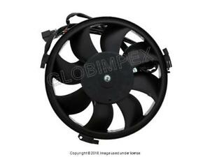 For Audi A4 A6 A8 Quattro S8 VW Passat 300w 280mm Auxiliary Engine Cooling Fan