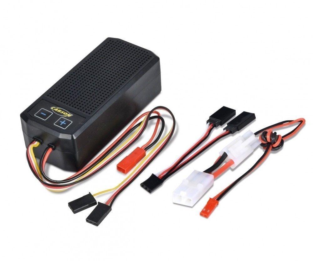 autoson RC auto Motore suono Modulo Offstrada 500906266 Modulo Brusio