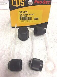 CPS-Vacuum-Pump-Replacement-Cap-Kit-2-1-4-034-1-1-2-034-ACME-amp-1-3-8-034-w-O-ring