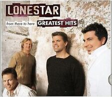 From There to Here: Greatest Hits (Eco-Friendly Packaging) Lonestar MUSIC CD