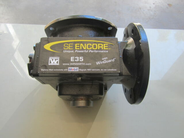 NEW Winsmith E43 SE-Encore MDTS Gearbox 10:1 Gear Speed Reducer 10.9-Hp 180TC R