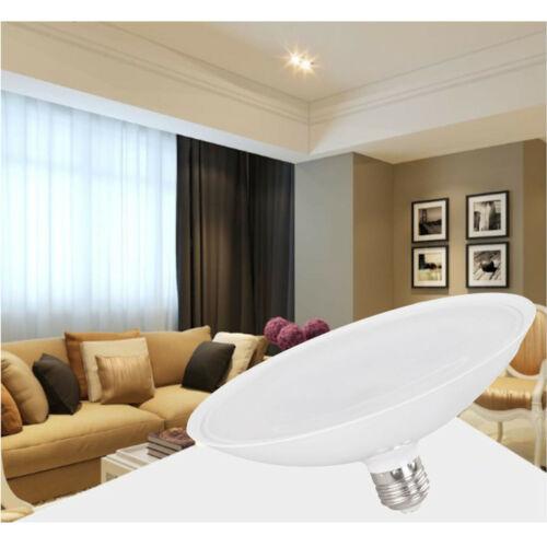 E27 LED UFO Hallenleuchte Glühbirne Globe Strahler Lampe Hängeleuchte 15W 4200K