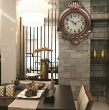 Oversized Indoor/Outdoor Decorative Vintage Wall Clock for Home & Office WAC2922