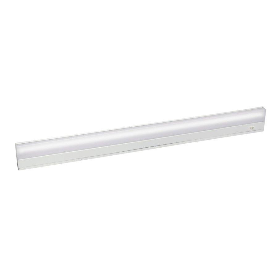 Kichler directo alambre Fluor directa-cable Fluor 21W, blancoo, helado - 10043WH