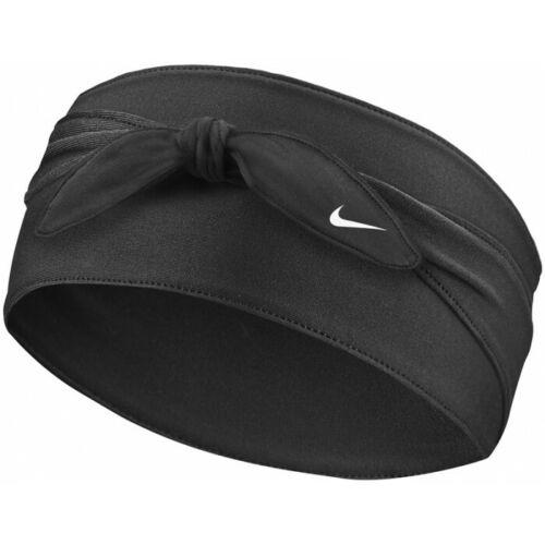 Nike Bandeau Bandana Cravate Noir 2020