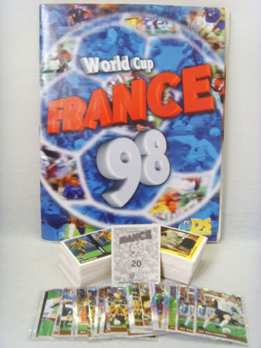 FRANCIA-FRANCE 98-DS-Figurina n.103-STOGER-AUSTRIA NEW DA BUSTINA