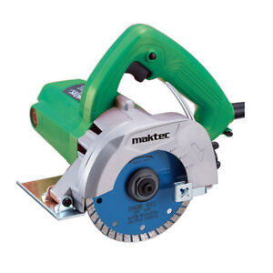 Image Is Loading Makita Tile Cutter Mt413g 110mm 220v New Replaces