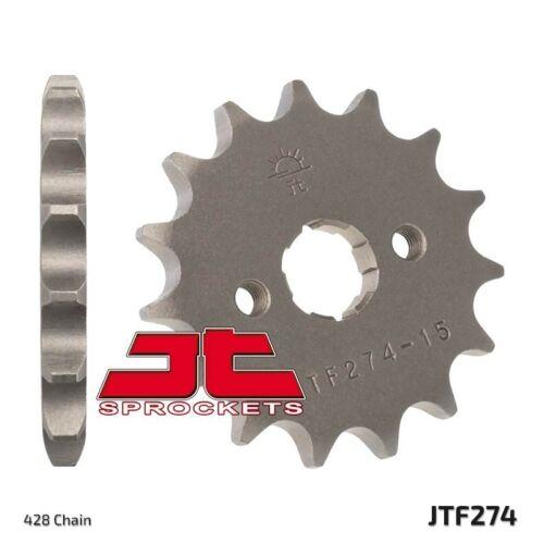 JT Sprockets 15T Steel Front Sprocket JTF274.15