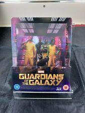 Guardians of The Galaxy Vol 2 3d 2d Blu-ray Steelbook