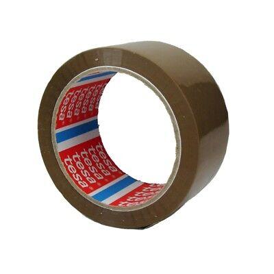 1 Rolle TESA Klebeband transparent Paketband Paketklebeband 66m x 50mm tape