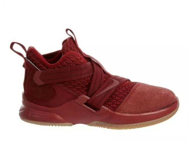 best service 2caa2 2d01d Nike Lebron Soldier 12 SFG Little Kids Ao2912-600 Team Red Shoes Youth Size  1