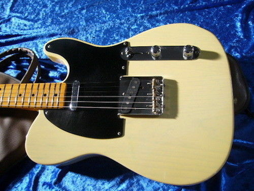 Fender Japan TL52-900 BLD M No.070815 MADE IN JAPAN rare EMS F S