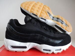 Nike Air Max 95 Premium Black Grey | 807443 016