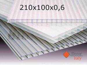Lastra-policarbonato-alveolare-210x100-cm-SPESSORE-6mm-PROTETTO-UV
