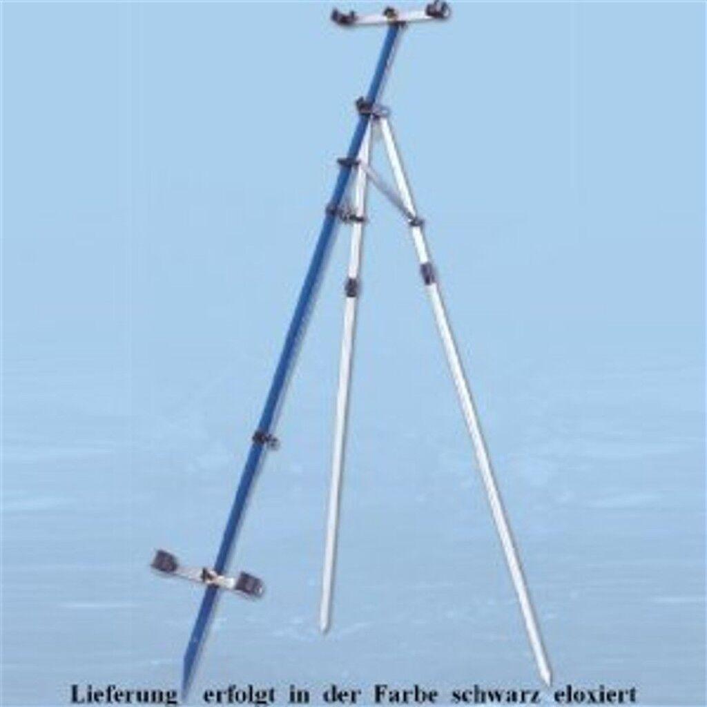 Brandungsdreibein, Tri Pod, teleskopierbar von 120-180cm