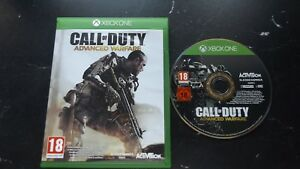 CALL-OF-DUTY-ADVANCED-WARFARE-XBOX-ONE-V-G-C-FAST-POST-FPS-shooter-game