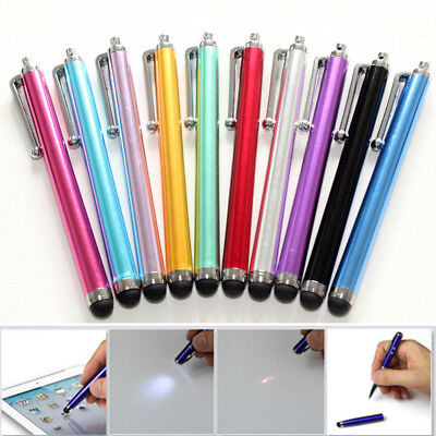 10x Universal Touch Screen Stylus Pen Set For Ipad Mobile Phones Samsung Tablet