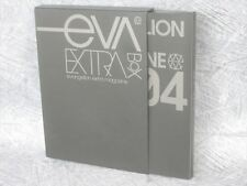 EVANGELION EXTRA MAGAZINE 01-04 Art Set Illustration Book Ltd