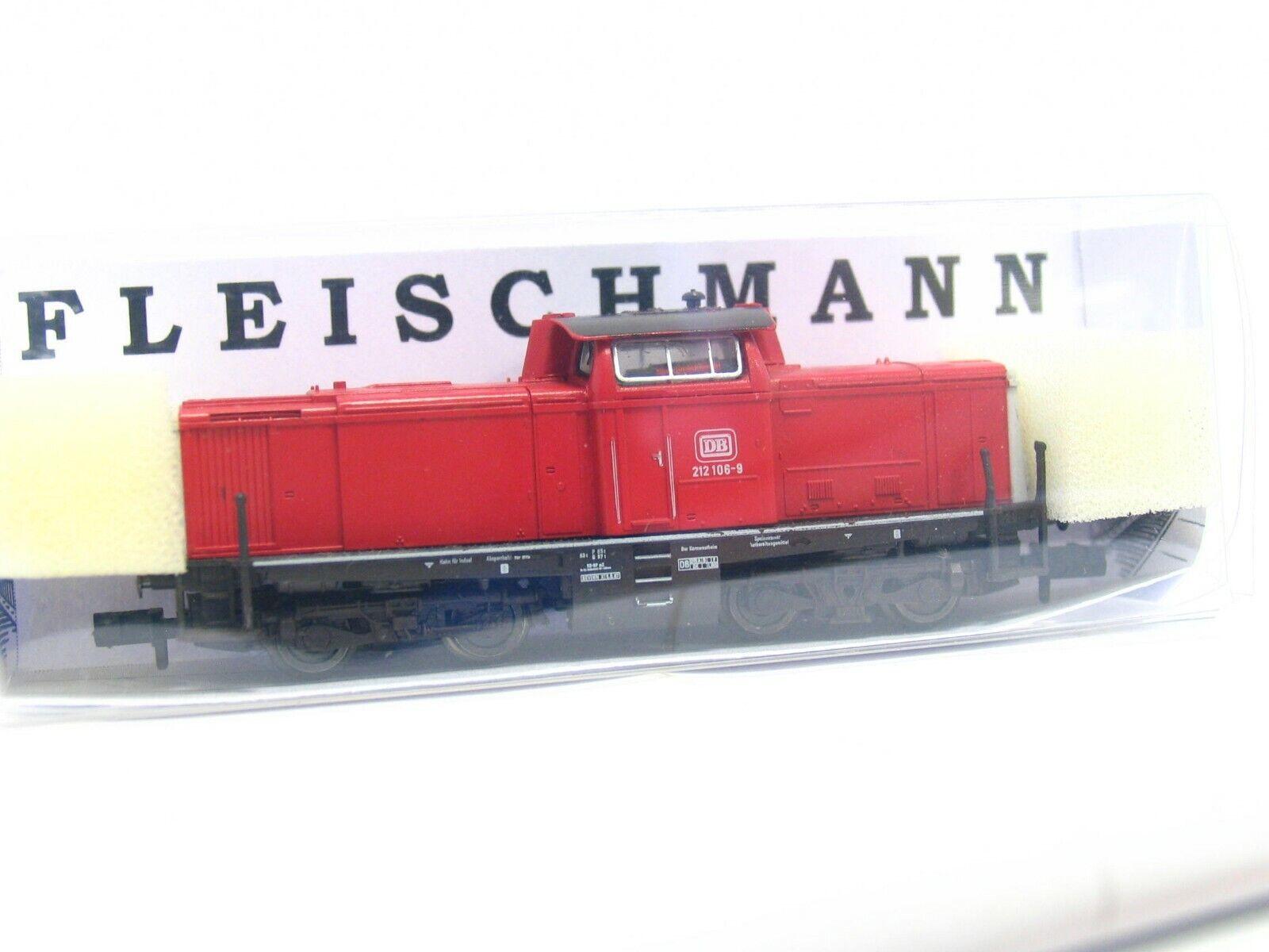 Fleischmann N aus 9373 Diesellok BR 212 106-9 DB EVP (LN4503)