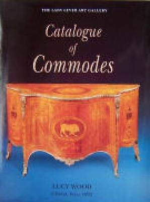 Lady Lever Art Gallery: Catalogue of Commodes by Lucy Wood (hardback, 1996)
