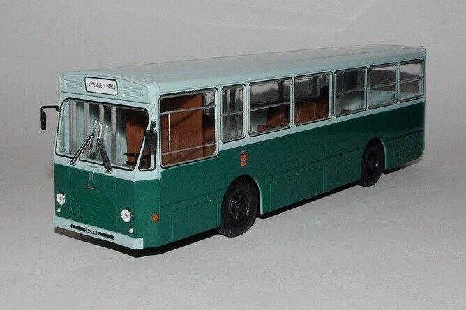 1 43 43 43 Bus Fiat 418 AC M Menarini  Trieste  1975  diecast in box 9bd623