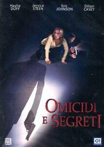 Omicidi E Segreti DVD 03715 ONE MOVIE