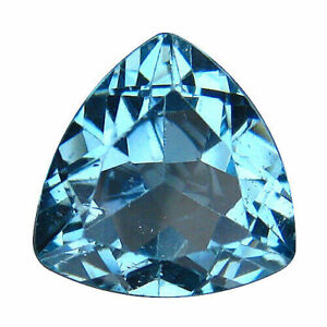 6-53-Carats-12x12-Natural-Fire-BLUE-TOPAZ-for-Jewelry-Setting-Trillion
