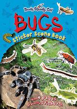 Bugs: Sticker Scene Book (Sticker Scene Books), New,  Book