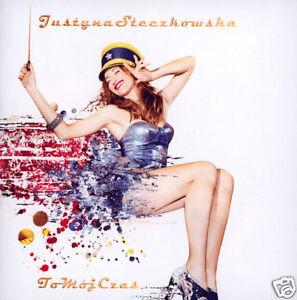 JUSTYNA-STECZKOWSKA-TO-MOJ-CZAS-CD-sealed