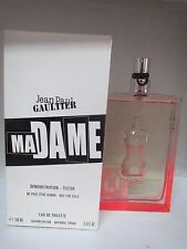 MADAME By Jean Paul Gaultier 3.3 Fl oz/100 ml Eau De Toilette Spray TT For Women