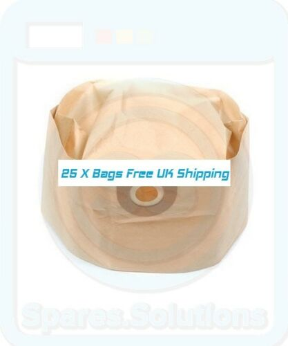 Vacuum Dust Bags for Vax 9131 20012300 2100 20-007 -Pack Of 25-1S Type