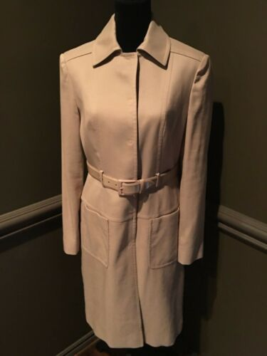 895 Ferretti Alberta Nwt Coat Trench Belted 1 00 Designer Below dims High end q1wqIT